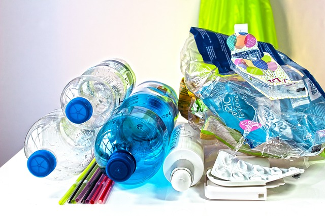 plast, odpad