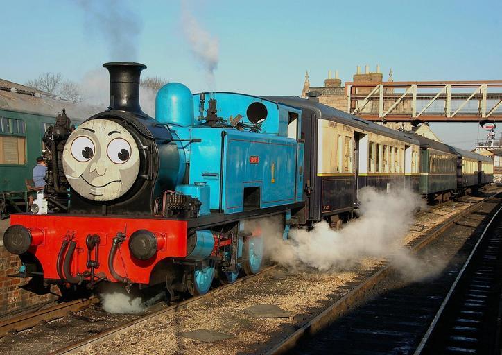 lokomotiva tomáš